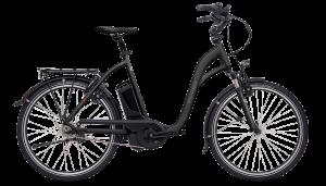 FLYER_E-Bikes_C-Serie_Tiefeinsteigerrahmen_blackmatt