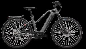 FLYER_E-Bikes_Upstreet4_Trapezrahmen_silverdarkcool