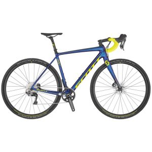SCOTT ADDICT CX RC  BIKE</br>8.15 KG