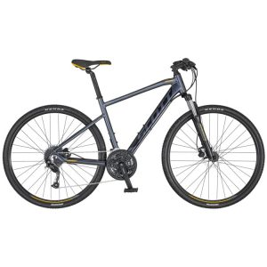 SCOTT SUB CROSS 40 MAN'S BIKE</br>13.64 KG