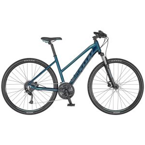 SCOTT SUB CROSS 40 LADY'S BIKE</br>13.64 KG