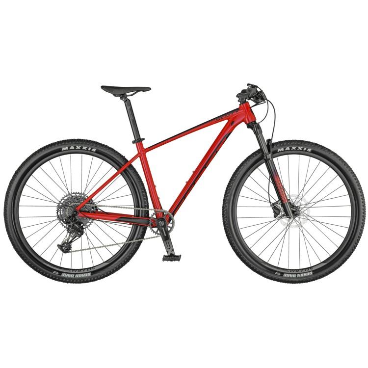 SCOTT SCALE 970 RED BIKE (2021)