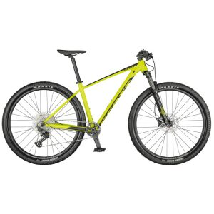 SCOTT SCALE 980 YELLOW BIKE (2021)