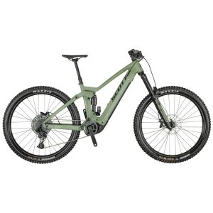 SCOTT RANSOM eRIDE 920 BIKE (2021)