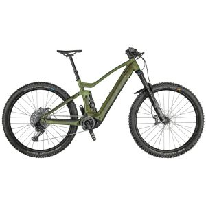 SCOTT GENIUS eRIDE  910 BIKE (2021)