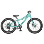 SCOTT ROXTER 20 TEAL BLUE BIKE (2021)